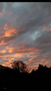 Sonnenuntergang 2019 169x300 - Der Ort Ernsthofen