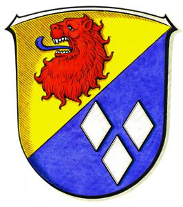 Ernsthofen Wappen 1 266x300 - Der Ort Ernsthofen
