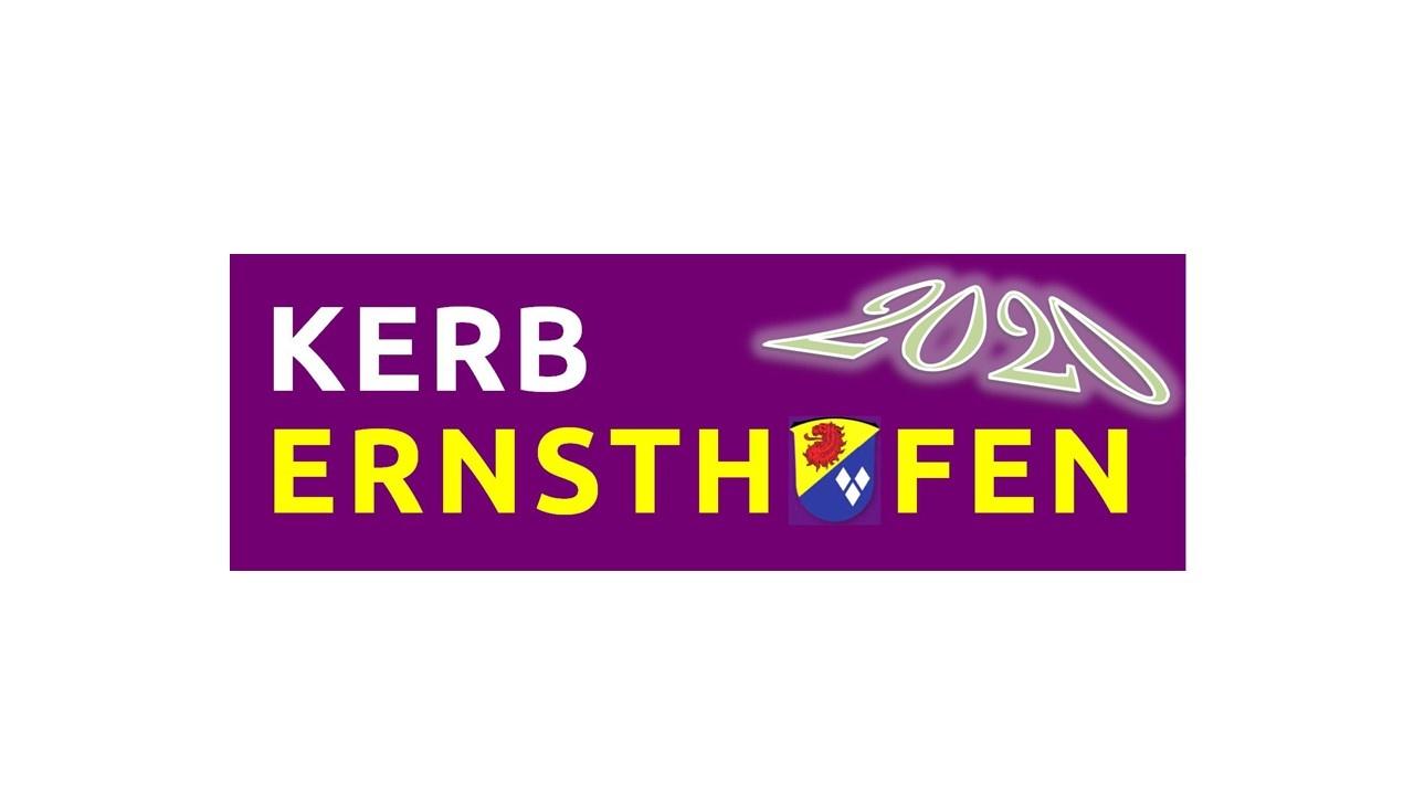 Logo mit Rand - Kerb 2020