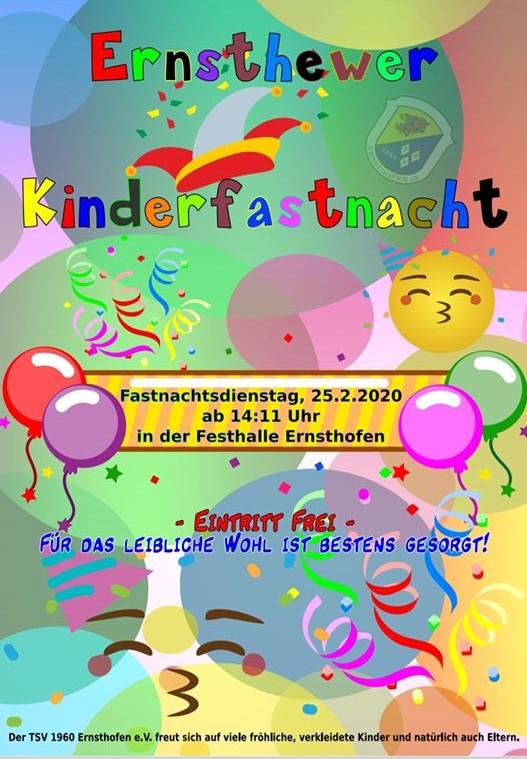 Kinderfasching in Ernsthofen 2020 1 - Kinderfasching in Ernsthofen 2020