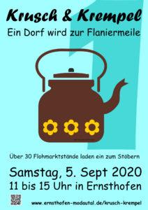Plakat KK1 2020 212x300 - Ernsthofen Modautal