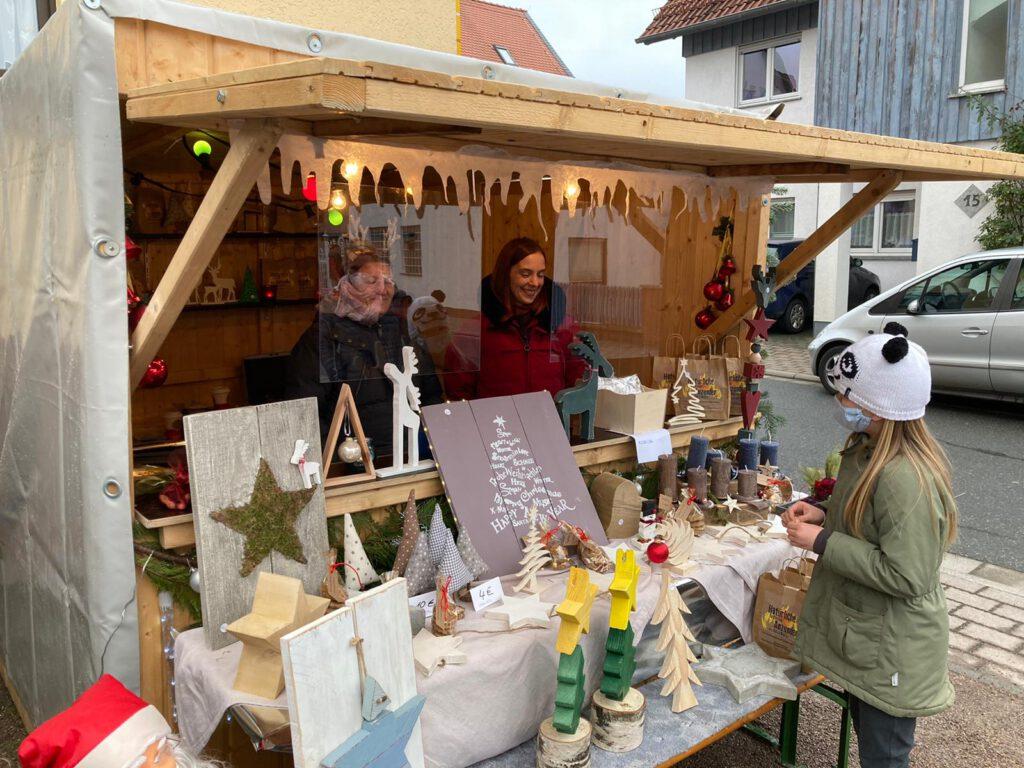 1 1024x768 - Die Weihnachtsmarkthütte in Brandau